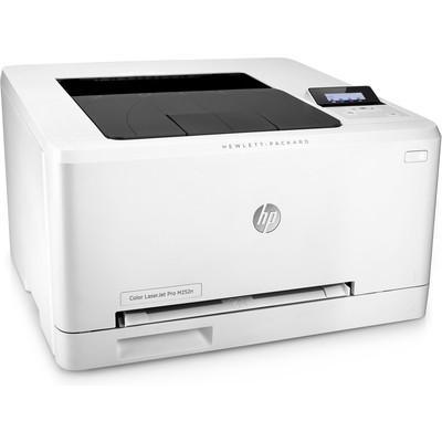 HP Color LaserJet Pro M252n Lazer Yazıcı (B4A21A)