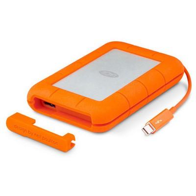 LaCie 1tb 2.5 Inc Lac9000488 Rugged Thunderbolt & Usb 3.0  Şok,yağmur,basınç Ve Toza Karşı Korumalı Taşınabilir Disk