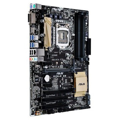 Asus Z170-P Intel Anakart