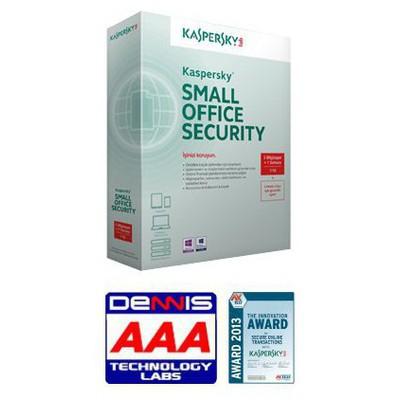 Kaspersky 5060037892103 Kaspersky Small Off4 3s+25k(+25md)1y Güvenlik Yazılımı