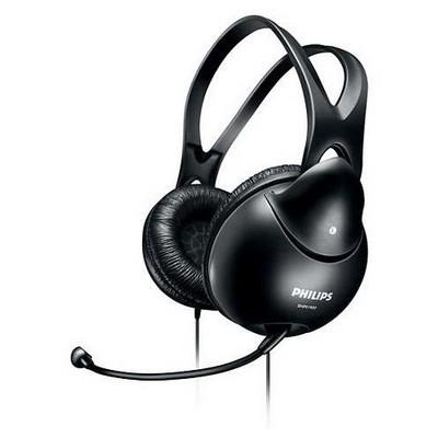 Philips Shm1900  Siyah Kafa Bantlı Kulaklık