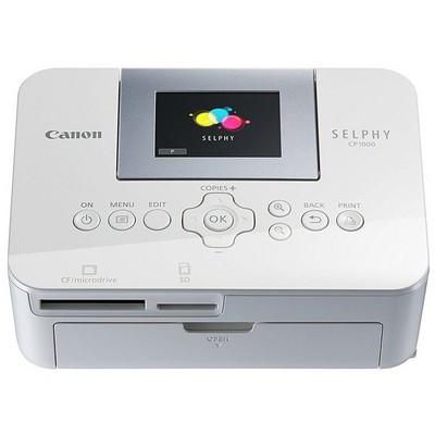 Canon SELPHY CP1000 Kompakt Fotoğraf Yazıcı