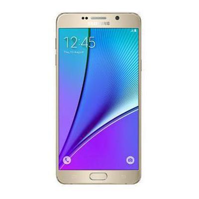 Samsung Galaxy Note 5 Altın (Samsung Türkiye Garantili)