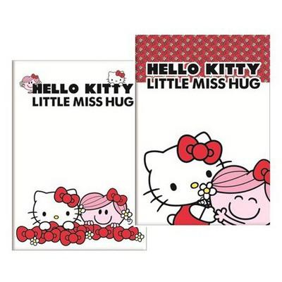 Keskin Color Hello Kitty A4 PP Kapak 40 Yaprak Çizgili Dikişli Defter