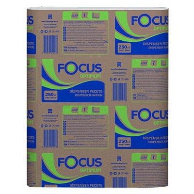Focus Optimum Dispenser  250 X 18'li Koli Peçete