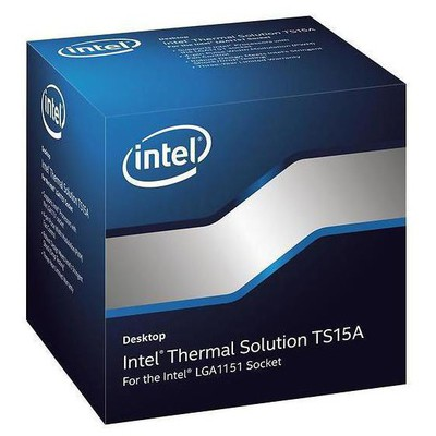 Intel Active Thermal Solution Ts15a, Lga 1151/1150/1156 Cpu  (bxts15a) Fan