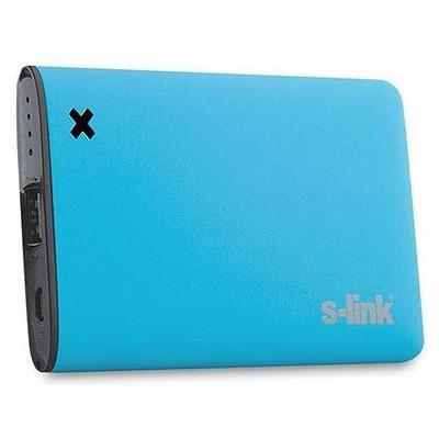 S-Link IP-M42 4200 mAh Powerbank - Mavi