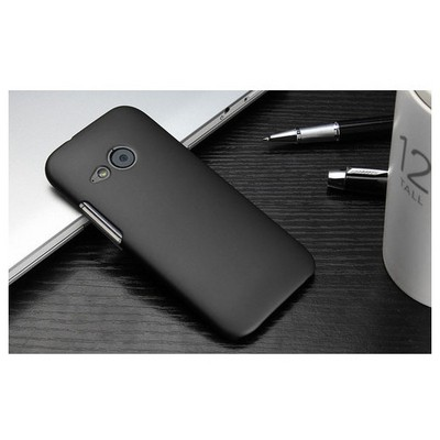 Microsonic Htc One Mini 2 (m8 Mini) Kılıf Premium Slim Siyah Cep Telefonu Kılıfı
