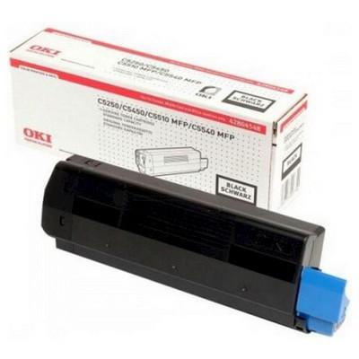 OKI C5250-bk Toner (42804573)