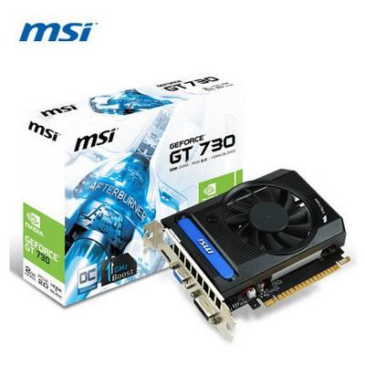 MSI GeForce GT 730 2G OC Ekran Kartı