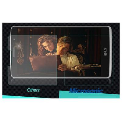 Microsonic Lg G4 Stylus Temperli Cam Ekran Koruyucu Kırılmaz Film Ekran Koruyucu Film