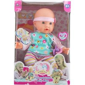Vardem Emzik Fırlatan Bebek Bebekler
