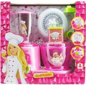 Vardem Barbie Mutfak Seti Model 3 Kız Çocuk Oyuncakları