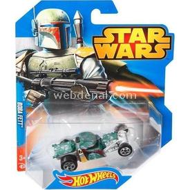 Hot Wheels Star Wars Karakter  Boba Feet Arabalar