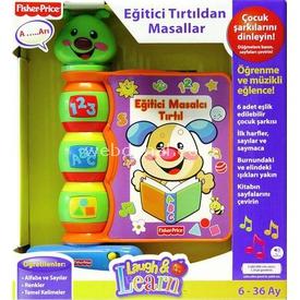 Fisher-price Fisher Price Eğitici Masalcı Tırtıl (türkçe) Eğitici Oyuncaklar