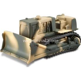 Maisto M.f Askeri Savaş Aracı Bulldozer 7 Cm Yeşil Kamuflaj Arabalar