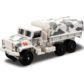 Maisto M.f Askeri Savaş Aracı Echo 7 Cm Beyaz Kamuflaj Arabalar