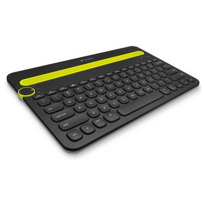 Logitech K480 Multi-Device Bluetooth Klavye - Siyah (920-006370)