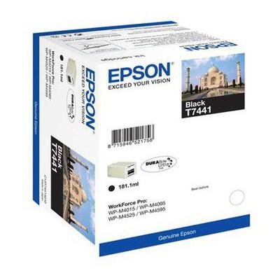 Epson C13t74414010 Wp-m4000/m4500 Series Black Kartuş