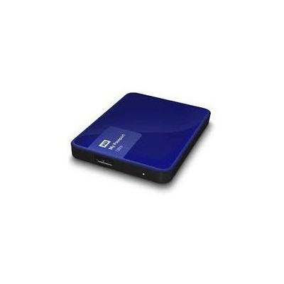 WD My Passport Ultra 2TB Western Digital WDBBKD0020BBL Mavi