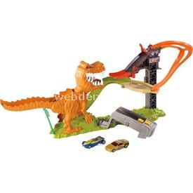 Hot Wheels Çılgın T-rex Dinozor Türkçe Erkek Çocuk Oyuncakları