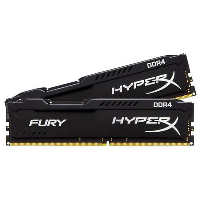 Kingston HyperX Fury 4GB Bellek - HX424C15FB/4