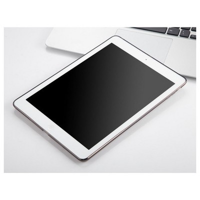 Microsonic Ipad Air Kılıf Transparent Soft Siyah Tablet Kılıfı