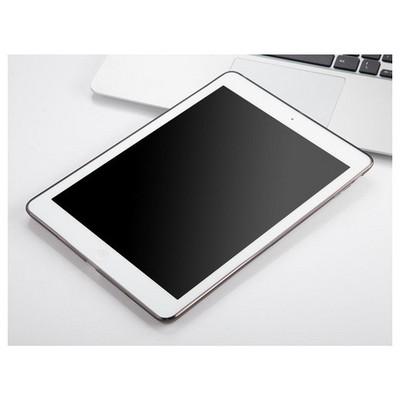 Microsonic Ipad Air Kılıf Transparent Soft Siyah Tablet Kılıfı
