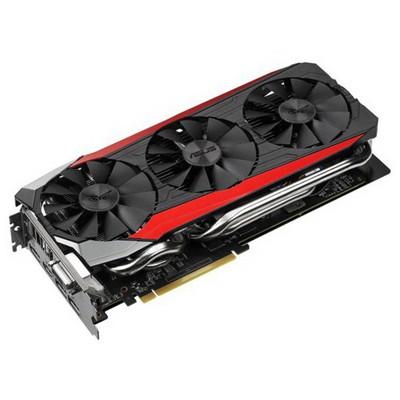 Asus Radeon R9 390X 8G OC DirectCU3 Strix Ekran Kartı