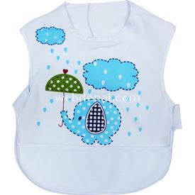 Sevi Bebe 12019 Lüks Giymeli  Filli Mama Önlüğü