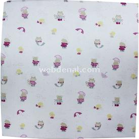 Sebi Bebe 52506 Şemsiyeli  Pembe Bebek Battaniyesi