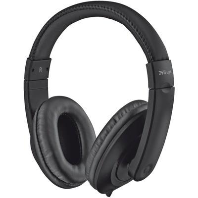 Trust 20161 Eno Kulaklo -siyah Kafa Bantlı Kulaklık