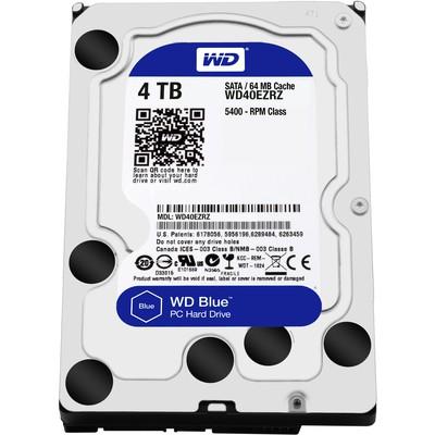 WD Blue 4TB Hard Disk - WD40EZRZ