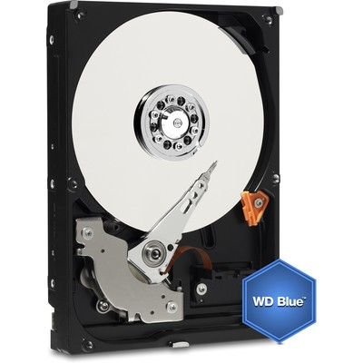 WD Blue 6TB Hard Disk (WD60EZRZ)