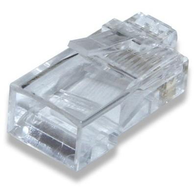 Inca Icon-p100 Rj45 100 Adet Plastik Konnektör Network Kablosu