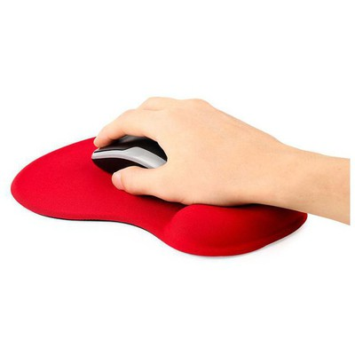 Hiper Hmp-k20 Bileklikli Jel  Kırmızı Mouse Pad