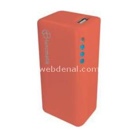 Tuncmatik Tsk5064 Mını Charge 2000 (2000 Mah Li-lon )-(red) Taşınabilir Şarj Cihazı