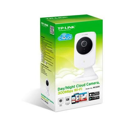 Tp-link NC220 Gündüz/Gece Cloud 300Mbps WiFi Güvenlik Kamerası