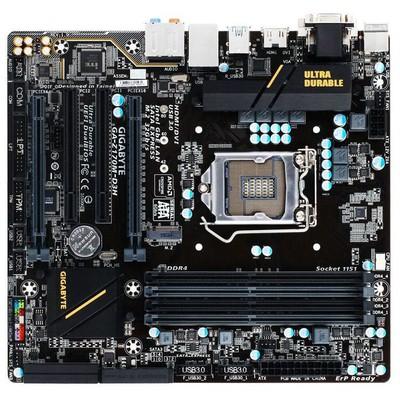 Gigabyte GA-Z170M-D3H Intel Anakart