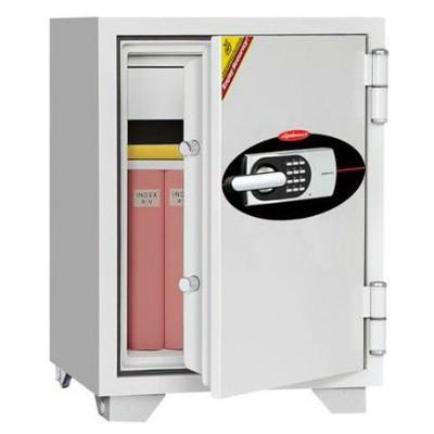Eurosafe Elektronik Şifreli Çelik Kasa Yangına Dayanıklı Model 060 Eh Para Kasaları