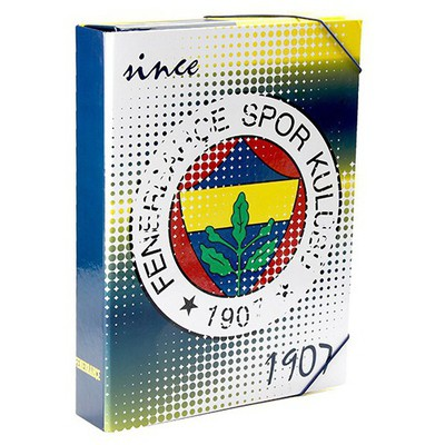 Fenerbahçe Keskin Color Öğrenci Klasörü Fenerbahçe Ürünleri