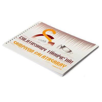 Keskin Color Galatasaray 17x25cm Resim Defteri 15 Yaprak Galatasaray Ürünleri