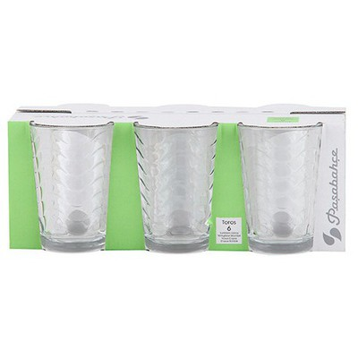 Paşabahçe Toros Su Bardağı 6 Adet Model 52644 Termos