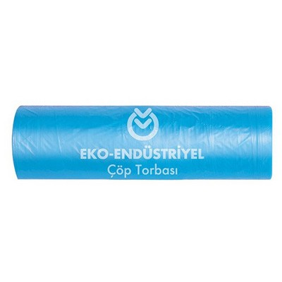 Koroplast Endüstriyel Çöp Poşeti Orta Boy 55 X 60 Cm 1 Koli 50 Adet Çöp Torbaları