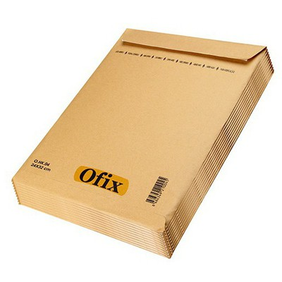 Ofix Hava Kabarcıklı Zarf 240x320 Mm 10'lu Paket Zarflar