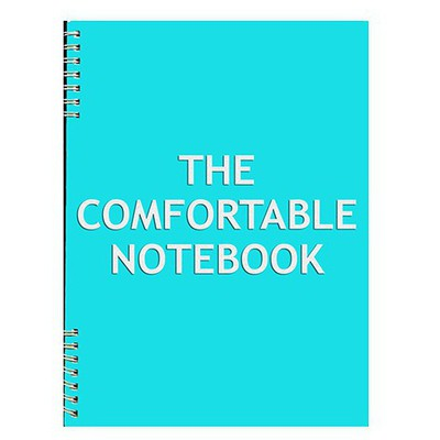 Morning Glory 1643 A4 Spiralli The Comfortable Notebook Defter