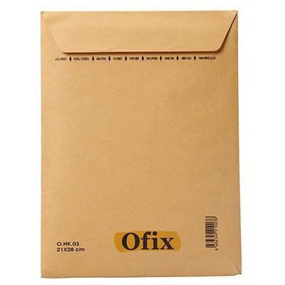 Ofix Hava Kabarcıklı Zarf 210x280 Mm 10'lu Paket Zarflar