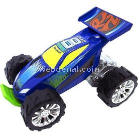 Road Rippers R.r Mini Yarışçılar Bastır Gitsin Araçlar Mavi Arabalar
