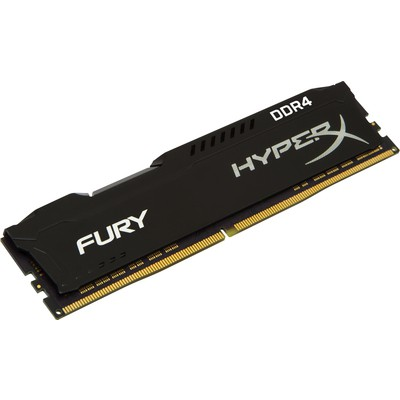 Kingston HyperX Fury 2x4GB Bellek - HX426C15FBK2/8