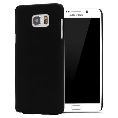 Microsonic Samsung Galaxy Note 5 Kılıf Premium Slim Siyah Cep Telefonu Kılıfı